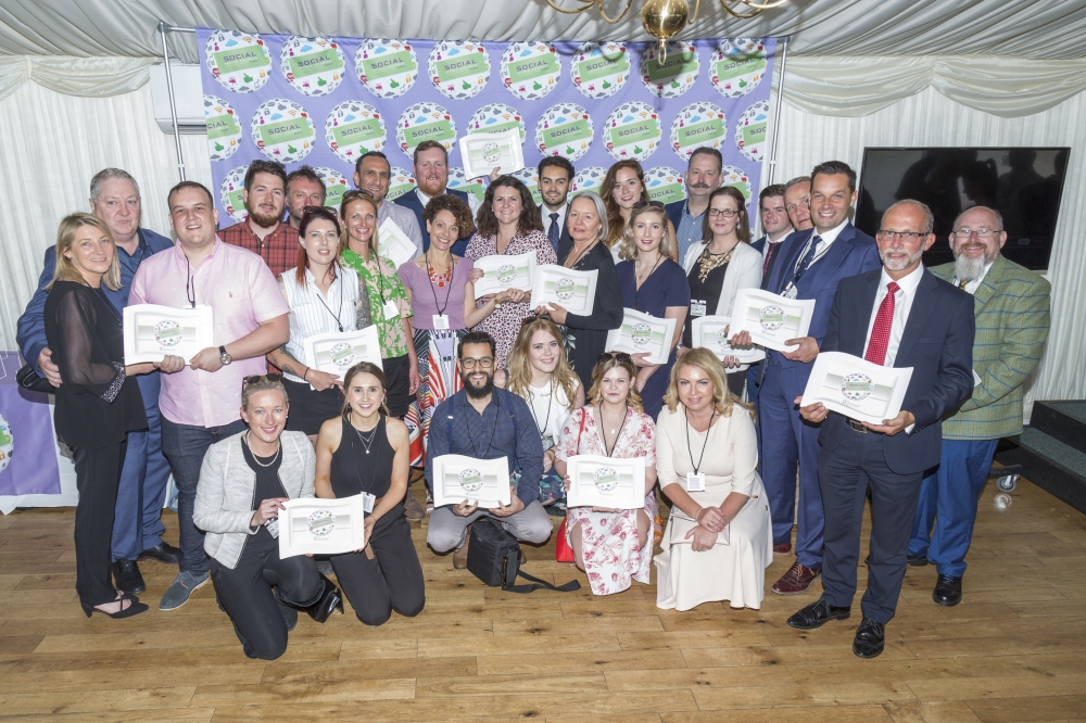 Image for Congratulations to all our finalists, winners and guests!